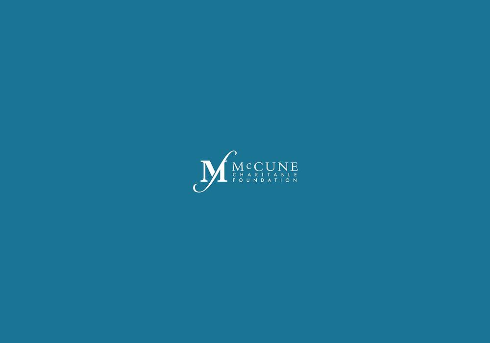McCune Charitable Foundation Strategic Plan
