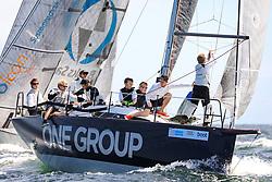 , Kiel - Kieler Woche 17. - 25.06.2017, ORC 3 - One Group - GER 7433 - Niels GAUTER - ITALIA 9.98 - Norddeutscher Regatta Verein