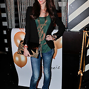 NLD/Amsterdam/20110214 - Onthulling nieuwe pump Chick Shoes ism I Love Fashion News, Danielle Frederiks - van Aalderen