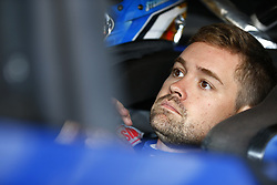 November 18, 2017 - Homestead, Florida, United States of America - November 18, 2017 - Homestead, Florida, USA: Ricky Stenhouse Jr (17) straps into his car to practice for the Ford EcoBoost 400 at Homestead-Miami Speedway in Homestead, Florida. (Credit Image: © Chris Owens Asp Inc/ASP via ZUMA Wire)