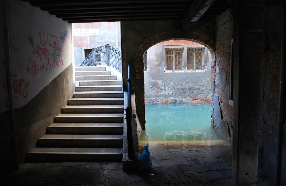 A Venetian alley