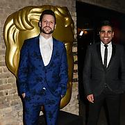 Dr Ranj Singh arrivers at the BAFTA Children's Awards 2018 at Roundhouse on 25 November 2018, London, UK.