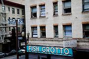 The Fish Grotto in Portland