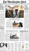 February 25, 2021 (USA): Front-page: Today's Newspapers In United States