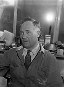 John McChesney, Garage Proprietor, Clontibret, Co. Monaghan.04/04/1957