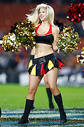 Chiefs Cheerleaders during the Super 14 rugby union match, Chiefs v Brumbies at Waikato Stadium, Hamilton, New Zealand. Friday 15 May 2009. Photo: Anthony Au-Yeung/PHOTOSPORT
