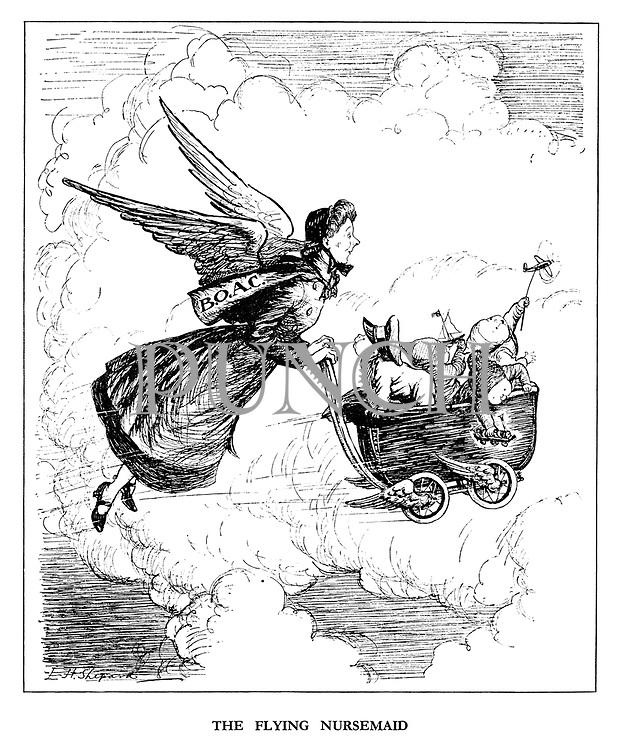 The Flying Nursemaid