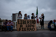 Leon Fierro is an activist for water in Mexicali, where beer companies like Corona are exploiting all the reserves. Leon Fierro is in jail for been considered a threat.