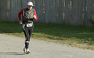 Augusta, New Jersey - Runners compete in a 72-hour race during the 3 Days at the Fair races at Sussex County Fairgrounds on May 10, 2012.