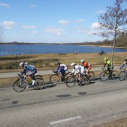 Energiewacht Tour stage 6 Groningen Maaike Polspoel,Amy Pieters,Romy Kasper,Emilie Moberg