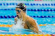 GLESSI Lorenzo ITA<br /> 200 Medley Men Heats<br /> Day02 26/08/2015 - OCBC Aquatic Center<br /> V FINA World Junior Swimming Championships<br /> Singapore SIN  Aug. 25-30 2015 <br /> Photo A.Masini/Deepbluemedia/Insidefoto