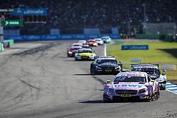October 14, 2017 - Motorsports: DTM race Hockenheim-II, Saison 2017 - 9. Event Hockenheimring, GER, # 48 Edoardo Mortara (ITA, HWA AG, Mercedes-AMG C63 DTM) (Credit Image: © Hoch Zwei via ZUMA Wire)