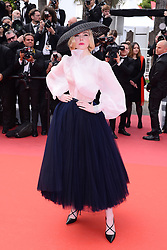 Premiere film 'Once upon a time in... Holywood'. 21 May 2019 Pictured: Elle Fanning. Photo credit: AFPS/MEGA TheMegaAgency.com +1 888 505 6342