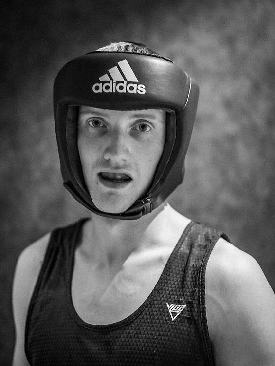 Holyrood Boxing gym charity night sponsored by McEwan Fraser - Edinburgh Hilton - 08/10/12