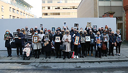 Relatives of those killed and injured in the Stardust fire in north Dublin 40 years ago have spoken of their hope that a new inquest can answer their questions about how and why the tragedy happened.<br /> <br /> Families gathered at Dublin Coroner's Court this morning ahead of a preliminary hearing later this afternoon.<br /> <br /> Forty-eight people died and more than 200 were injured when the blaze broke out in the Stardust nightclub in Artane on St Valentine's night in 1981.<br /><br />Karen Morgan 14/10/20