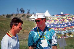 Heyndrickx Kurt, Ryckewaert Tom<br /> Olympic Games Sydney 2000<br /> Photo © Dirk Caremans