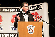 Dave Sharpe during the National League Gala Awards at Celtic Manor Resort, Newport, United Kingdom on 8 June 2019.