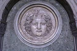 Medallion With Medusa's Head, Istanbul Archaeology Museum
