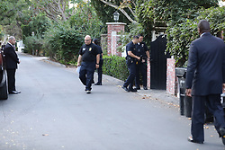The coroner seen at P Diddy's ex-girlfriend Kim Porter's house. 15 Nov 2018 Pictured: Kim Porter. Photo credit: MEGA TheMegaAgency.com +1 888 505 6342