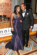 January 21, 2013-Washington, DC- (L-R) Jacquline Johnson and On-Air Personality jeff Johnson attend the BET Inaugural Ball held at the Smithsonian National Art Museum and National Portrait Gallery on January 21, 2013 in Washinton, D.C. The 57th Presidential Inauguration celebrates the beginning of the second term of President Barack H. Obama. (Terrence Jennings)