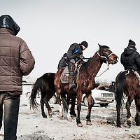 kyrgyzstan - of mud and mobiles