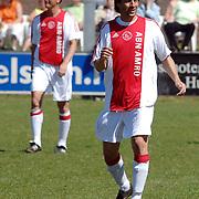 NLD/Huizen/20070430 - Koninginnedag 2007 Huizen, SV Huizen - Ajax Old Boys, John van 't Schip