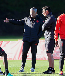 - Mandatory by-line: Matt McNulty/JMP - 19/10/2016 - FOOTBALL - Manchester United - Training session ahead of Europa League game against Fenerbahce