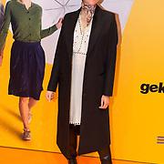 NLD/Amsterdam/20180212 - Premiere Gek op Oranje, Jade Olieberg