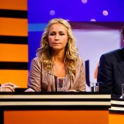 NLD/Hilversum/20100819 - RTL perspresentatie 2010, Winston Gerstanowitz, Wendy van Dijk, Robert ten Brink