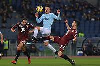Sergej Milinkovic Savic Lazio.<br /> Roma 11-12-2017  Stadio Olimpico<br /> Campionato Serie A, <br /> Lazio - Torino<br /> Foto Antonietta Baldassarre / Insidefoto