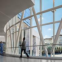 Emory Hospital Sky Bridge - Atlanta, GA