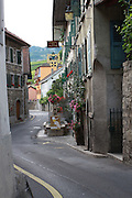 Switzerland, Rural vilage in the countryside