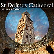 Pictures of Romanesque St Dominus Split - Croatia -
