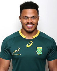 """SA """"A"""" Rugby : Photocall Session"""