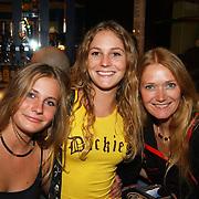 Bekendmaking Nominaties TMF Awards 2005, Treble, Caroline Hoffman, Nina en Djem van Dijk