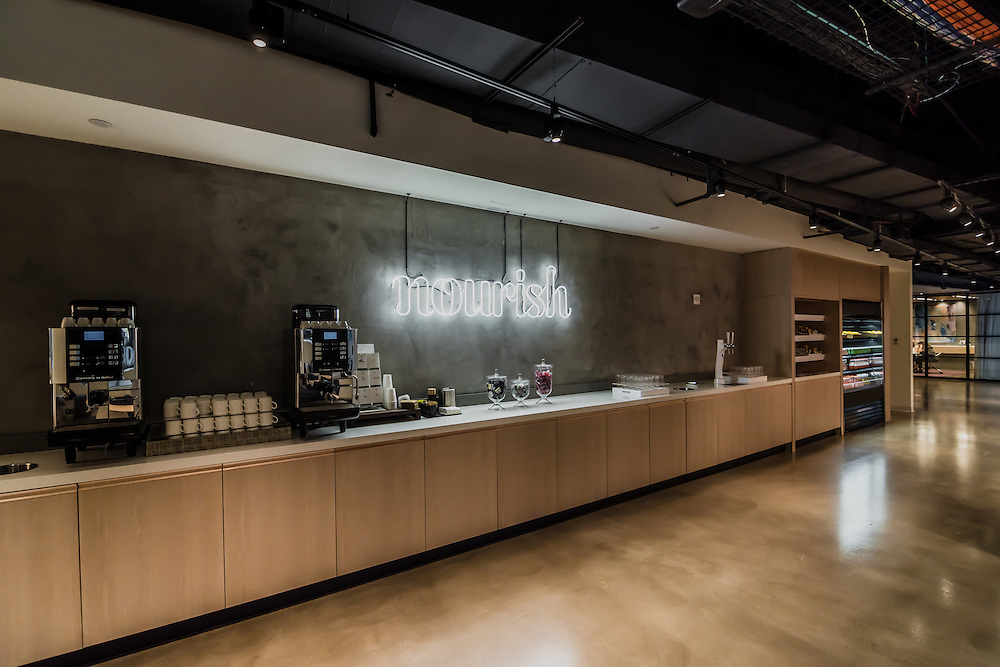 Convene provides premium meeting spaces that include award-<br /> winning cuisine, the latest technologies, and simplified pricing.