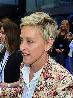Ellen DeGeneres at the 'Finding Dory' film premiere, London, UK  10th Jul 2016