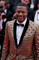 Chris Tucker at the Blackkklansman (Black Klansman) gala screening at the 71st Cannes Film Festival, Monday 14th May 2018, Cannes, France. Photo credit: Doreen Kennedy