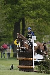 "Phillips Zara (GBR) - Ardfield Magic Star<br /> ""The Mitsubishi Motors Badminton Horse Trials""<br /> CCI**** Badminton 2009<br /> © Dirk Caremans"