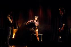 "21.11.2016, Schubert Theater, Wien, AUT, Zaubershow, Die Ehrlichen Betrüger - Catch Us If You Can, im Bild Philipp Tawfik, Paul Sommersguter // during the magic show ""Die Ehrlichen Betrüger - Catch Us If You Can"" at the Schubert Theater, Vienna, Austria on 2016/11/21, EXPA Pictures © 2016, PhotoCredit: EXPA/ Sebastian Pucher"