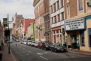 Staunton, Virginia. Shenandoah Valley.