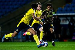 Zain Walker of Bristol Rovers - Mandatory by-line: Robbie Stephenson/JMP - 06/10/2020 - FOOTBALL - Kassam Stadium - Oxford, England - Oxford United v Bristol Rovers - Leasing.com Trophy