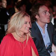 NLD/Rotterdam/20111002 - Uitreiking Edisons Pop 2011, Krystl en vermoedelijk partner