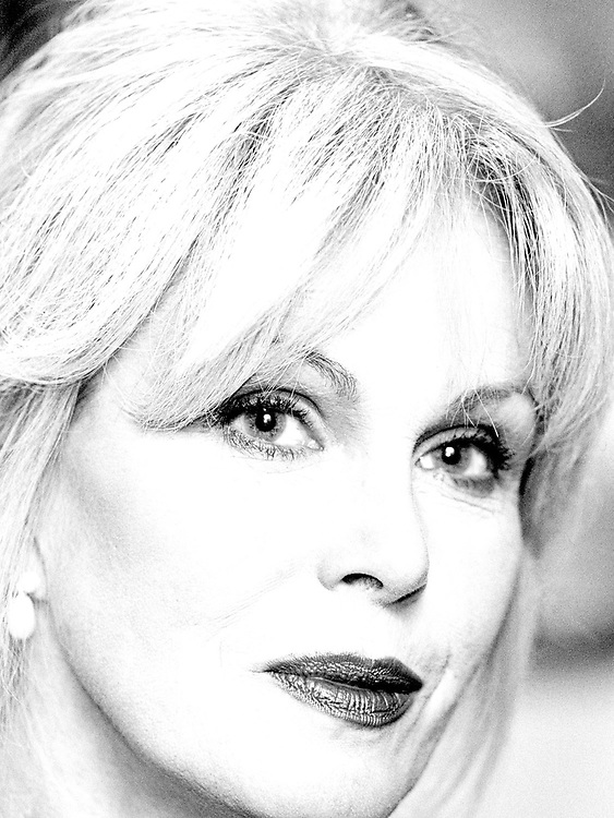 Joanna Lamond Lumley, OBE, FRGS. English actress, comedienne, voice-over artist, former model and author.