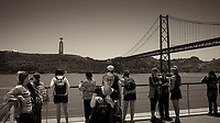 Arrival in Lisbon, Portugal from the deck of the MV Explorer. Image taken with a Leica X2 camera.