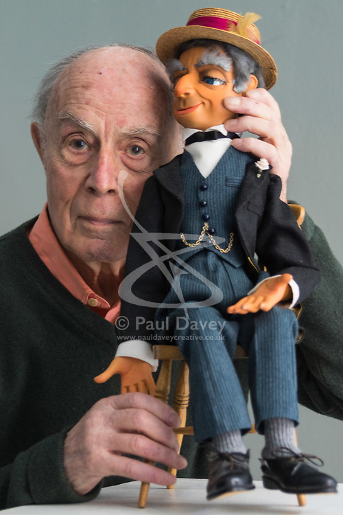 """Fine Art Auctioneers Lyon & Turnbull have reunited a puppet of Parker from the popular 1960s series Thunderbirds with David Graham, the actor who gave the puppet his voice. The puppet, valued at £5,000-7,000, is part of an internationally important collection of puppets, collected by one of the world  s leading puppet masters John Bundall, that will be sold on the 28th February 2018 by Lyon & Turnbull auctioneers in Edinburgh.<br /> Aloysius Parker was created in 1965 when Gerry and Sylvia Anderson commissioned the puppet character for the pioneering Supermarionation television series Thunderbirds. John Blundall sculpted the original puppet for the show, referencing """"typical, clichéd butlers<br /> in black-and- white English comedy"""". He commented that he """"made Parker look so<br /> unlike the other puppets just to be bloody-minded, because I wanted to prove that to<br /> produce really strong characters in puppets, you need to stylize them and find two or three characteristics to combine and communicate with"""". <br /> London, February 14th 2018."""