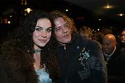 Premiere van Vet Hard in City Amsterdam . <br /> <br /> Op de foto:<br /> <br /> <br /> Tygo Gernandt en Anna Drijver
