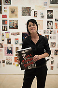 SUE WEBSTER, Miss Sue Webster hosts the launch of her book <br /> 'I Was a Teenage Banshee' The Mole House , Dalston. 17 October 2019