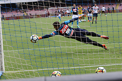 May 6, 2018 - Italy May 6 - Napoli The team wins against Turin and is still 4 points behind the first in the standings and always hopes to win the Italian championship so much sought. (Credit Image: © Fabio Sasso via ZUMA Wire)