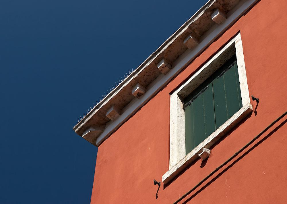 Italy - Chioggia - Window